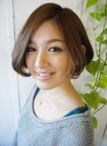 フレンチボブ(髪型ボブ)