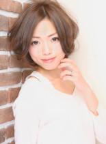 Aere☆大人フェミニンボブ☆(髪型ボブ)