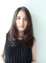 リリーカール(髪型ロング)