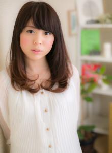 楽々スタイリング‥☆なセミディ(ビューティーナビ)