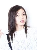 hairsnap トーキョー モード(髪型ミディアム)