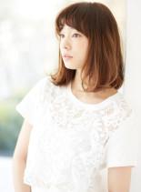 ラフモード(髪型ミディアム)