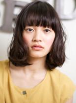 アンニュイミディ(髪型ミディアム)