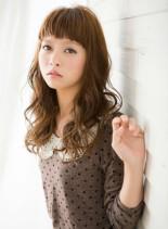 ツヤ揺れ☆ドールウェーブ☆(髪型ロング)