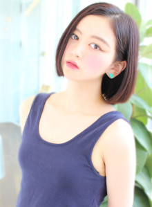 水原希子ちゃん風ショート☆