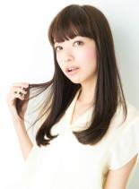 美髪☆ナチュラルロング(髪型ロング)