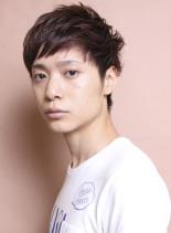 スマートショート(髪型メンズ)
