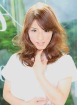 『Aere☆大人グラマラスカール』(髪型セミロング)