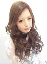 ふんわりロングスタイル☆(髪型ロング)