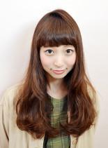 girlyロング(髪型ロング)