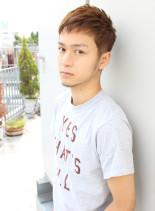 【メンズ2ブロック】ベリーショート!(髪型メンズ)
