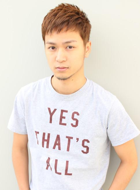 【メンズ2ブロック】ベリーショート!(ビューティーナビ)