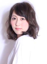 ☆大人のニュアンスコスメパーマ(髪型ミディアム)