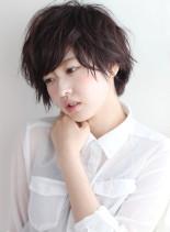 人気の大人ショート☆秋冬20142015(髪型ショートヘア)