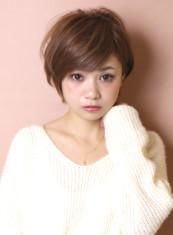 万能型ショートヘアスタイル(髪型ショートヘア)