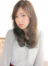 ふんわりロング(髪型ロング)