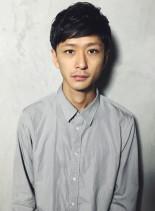 スッキリショート(髪型メンズ)