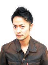 Jsoulショート(髪型メンズ)
