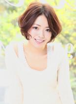 【Aere☆大人リラックスボブ☆】(髪型ボブ)