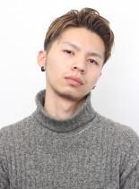 NYバーバースタイル(髪型メンズ)