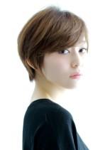 ☆大人のシンプルクールショートヘア☆(髪型ショートヘア)