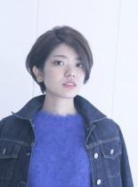 [大人NUDI]ショート(髪型ショートヘア)