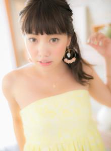 《ビーチウェディング風》ヘアアレンジ☆