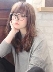 大人グラムなフェミニンロング (髪型ロング)