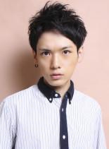 クールビジネス(髪型メンズ)
