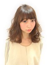 マシュマロミディアム(髪型ミディアム)