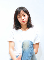 NUDI LoB(髪型ミディアム)