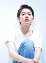 NUDI NEO SHORT(髪型ショートヘア)