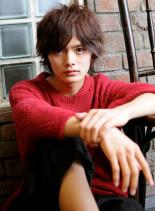 JSB 岩田剛典さん風ショートレイヤー(髪型メンズ)