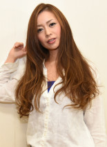 大人ゆるふわナチュラルカール(髪型ロング)