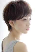 ☆大人のシンプルマッシュウルフ☆(髪型ショートヘア)