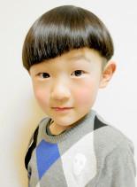 リトルマッシュ(髪型メンズ)
