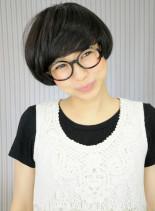 ラフマッシュ(髪型ショートヘア)