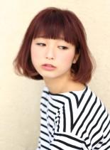 ☆ワンカールシルキーボブ☆(髪型ボブ)