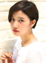 ☆大人セクシーエレガントショート☆(髪型ショートヘア)