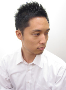 Of the BARBERショート☆