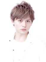 ☆大人のメンズレイヤーショート☆(髪型メンズ)
