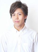 ☆大人のワイルドルーズヘア   (髪型メンズ)