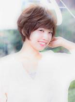 Aere☆ふんわりショート☆(髪型ショートヘア)