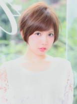 Aere☆カジュアルショート☆(髪型ショートヘア)