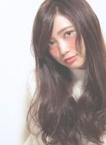 エフォートレスが大人可愛いスタイル☆(髪型ロング)