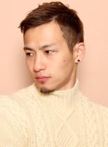 ダニエル・クレイグ風ベリーショート(髪型メンズ)