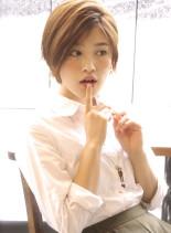 ナチュティショート(髪型ショートヘア)