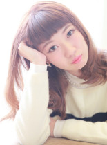 【VIRGO】ヘルシーヘーゼルカラー(髪型ミディアム)