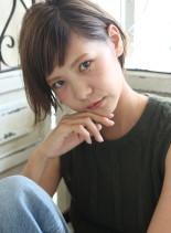 switch style91(髪型ショートヘア)
