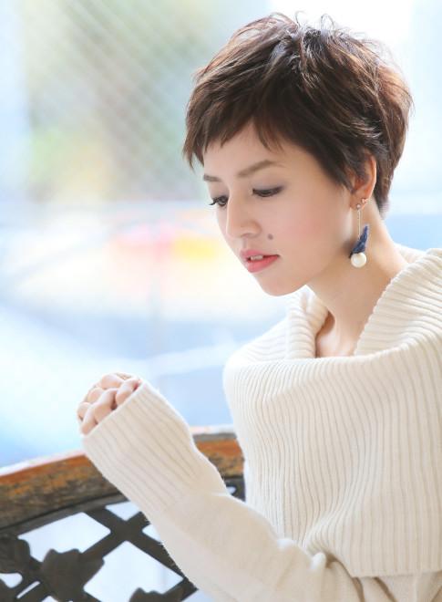 ベリーショート】大人可愛いフレンチベリーショート/ARC+の髪型